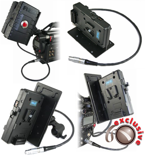 Element Technica video break out box RED One camera MX Mysterium